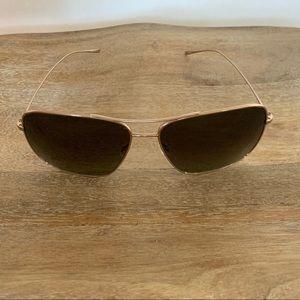 Oliver Peoples Titanium sunglasses